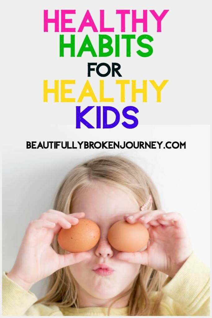 Practical tips to help give parents healthy habits for healthy kids