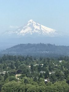 Mount Hood from Mt. Tabor
