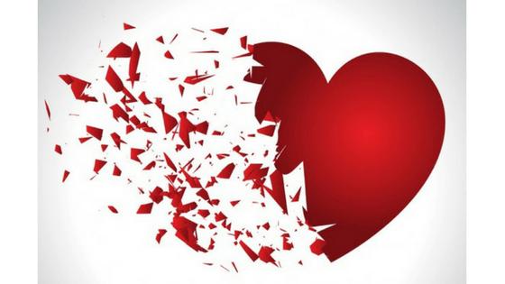 broken heart, feeling sad, life is hard,