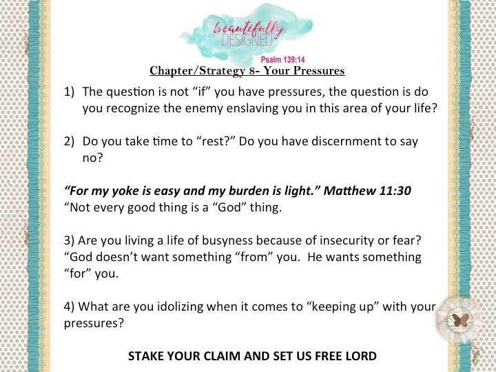 Fervent- Chapter 8 pressures