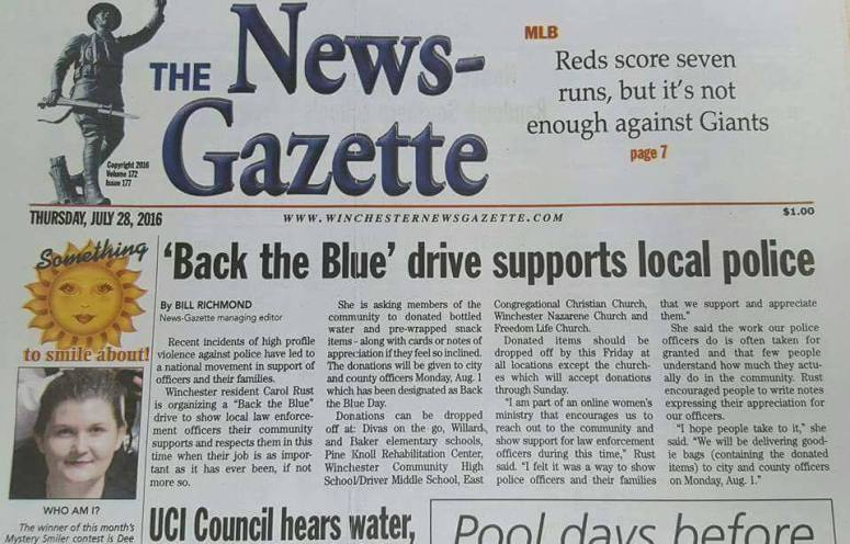 news gazette