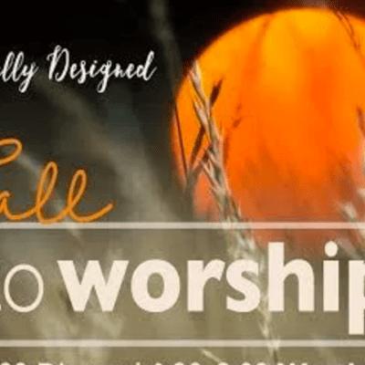 Fall Into Worship Night 2016
