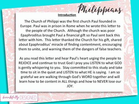 philippians introduction