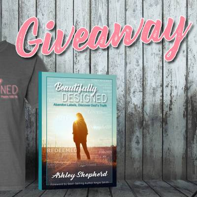 Enter to WIN Beautifully Designed Book & T-Shirt