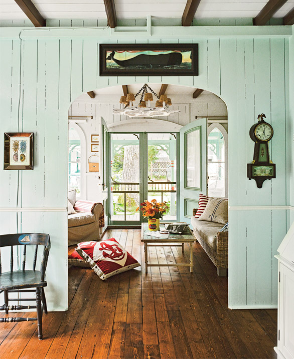 Martha's Vineyard Cottage & Giveaway Winners