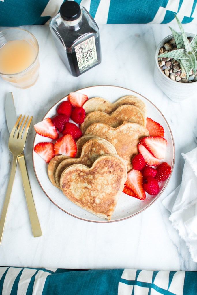 whole-wheat-heart-pancakes