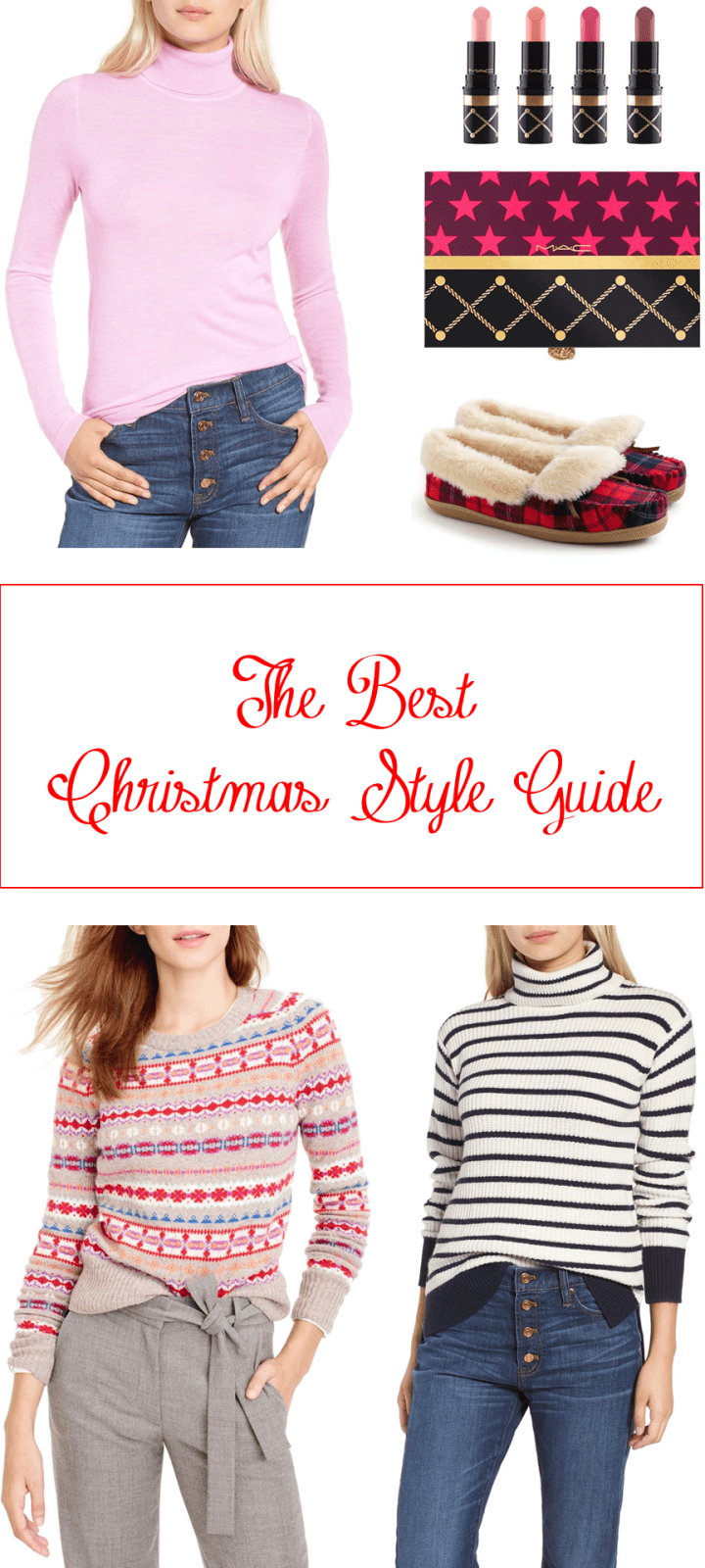 best-christmas-style-guide