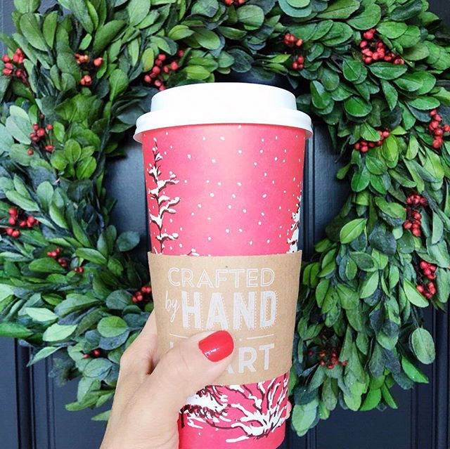 Starbucks Christmas coffee season