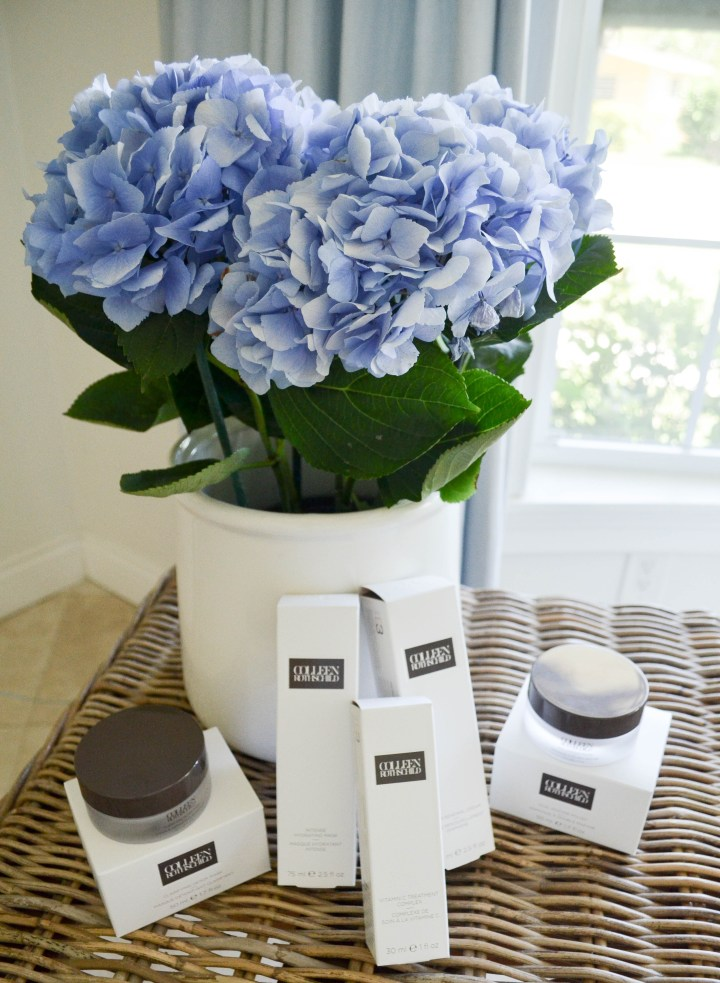 Colleen Rothschild beauty must haves