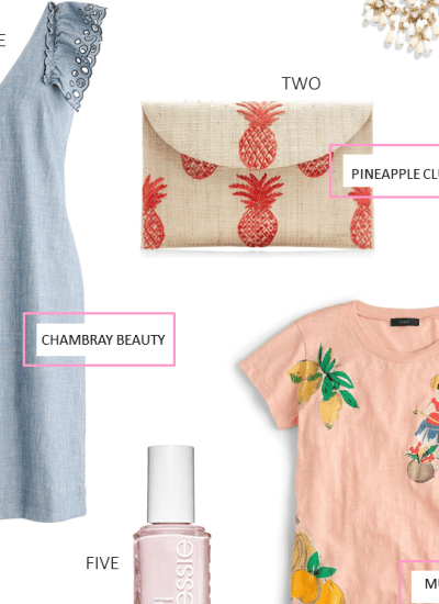 LOOKS I LOVE // PERFECT SUMMER OUTFITS FOR A CRUISE