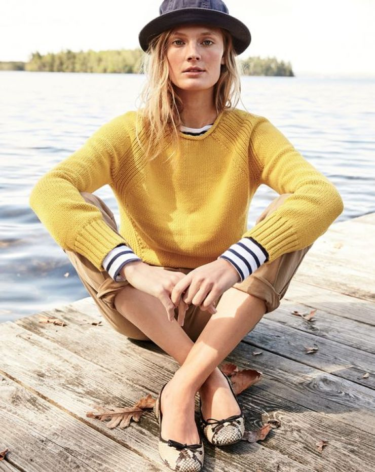 J.Crew September Style Guide