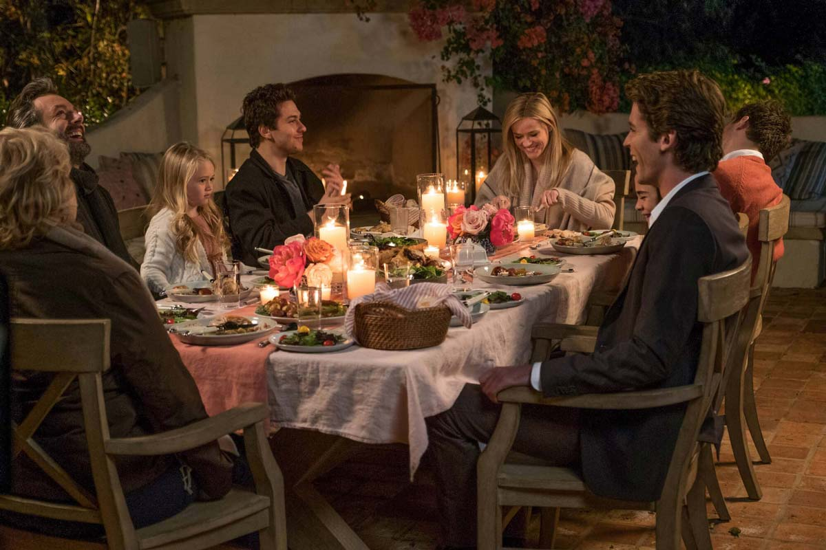 Home Again Movie dining table and chairs