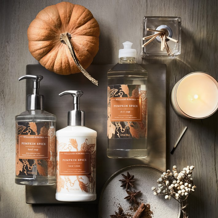 Pumpkin Spice Essential Oils Collection