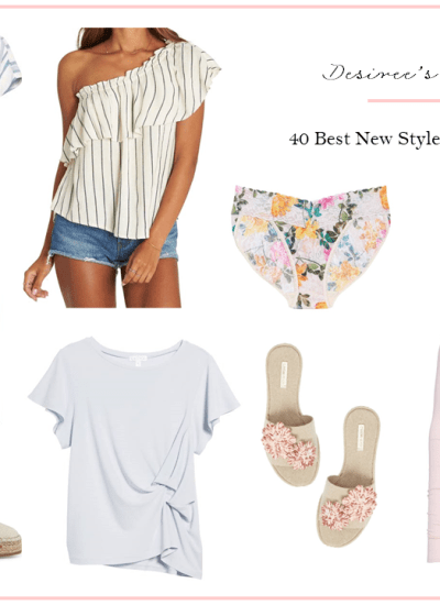 40 BEST NEW STYLES FOR SPRING VOL 2