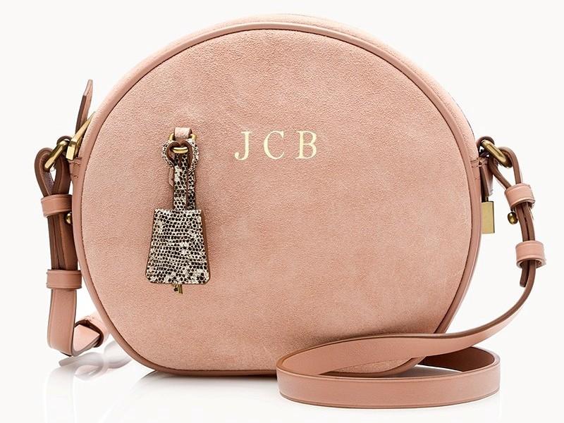J.Crew Signet Circle Bag
