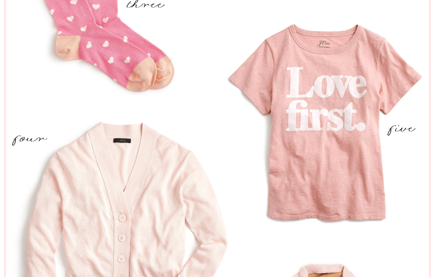 LOOKS I LOVE // PINK STYLES + A $150 GIVEAWAY