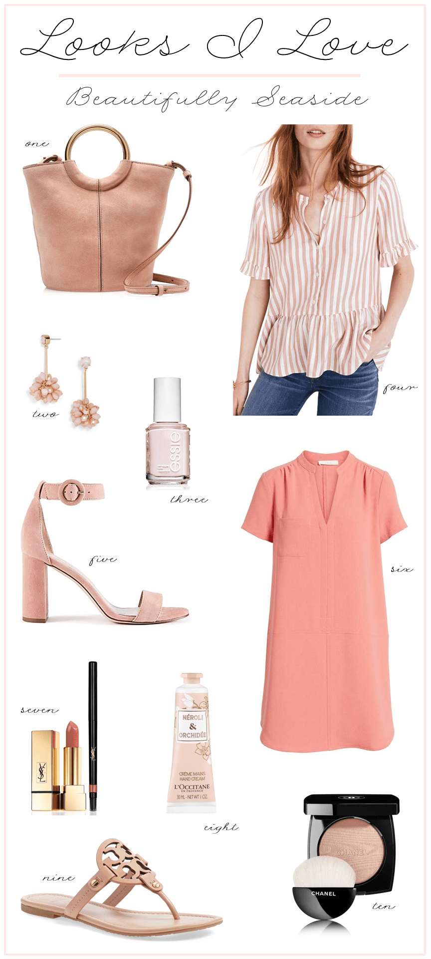 LOOKS I LOVE // 7 SPRING MUST HAVES + WHY YOU NEED THEM