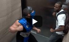 Hilarious Mortal Kombat Prank