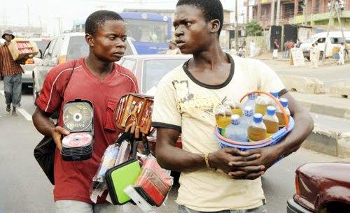 5 Reasons Why Traffic Hawking Is The Hardest Hustle In Nigeria