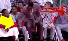 You Won't Believe Dwight Howard Did This