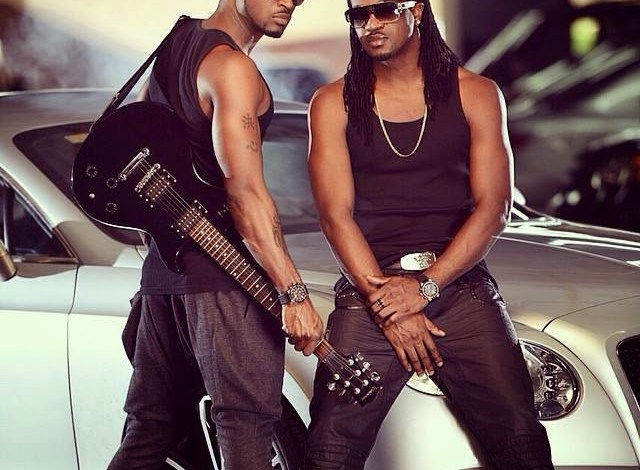 Peter Okoye of Psquare Announces the Official Return of The Music Duo