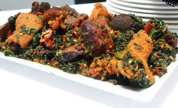 7 Nigerian Sauce That Doesn't Need Tomatoes