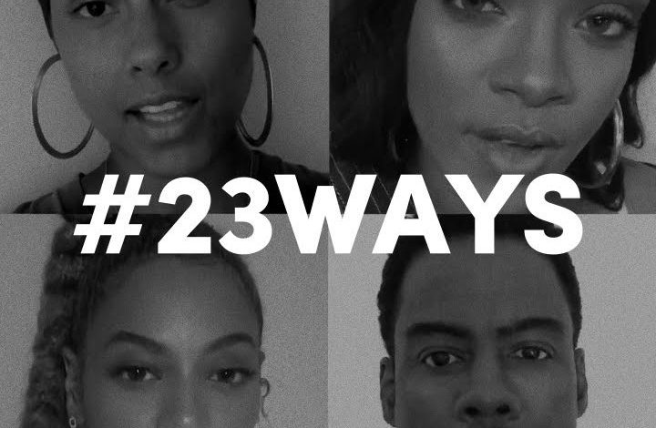 "American Celebrities Identifies ""23 Ways You Could Be Killed If You're Black In America"" In Powerful Video"