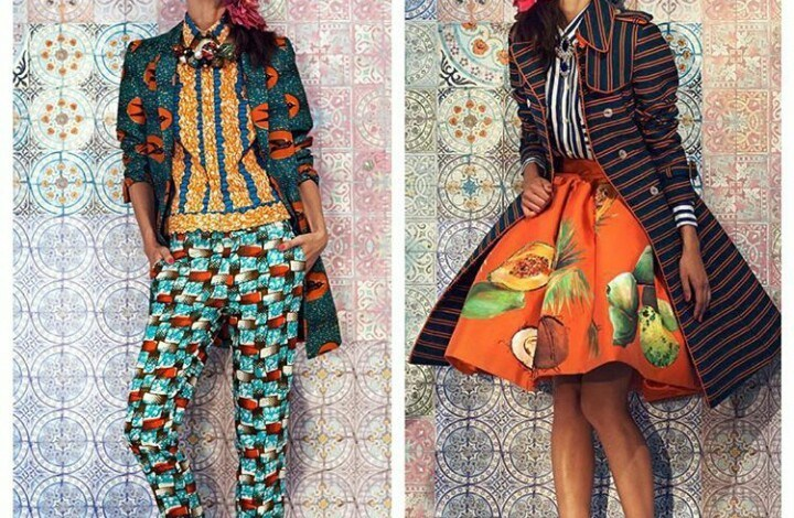 These Designs Will Inspire You To Consider Mix-matching Your Ankara Fabrics
