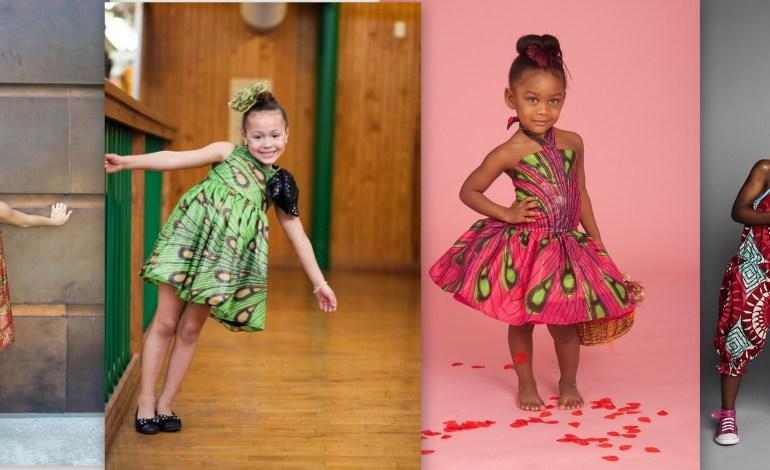 These Kids Look Stunning in Their Ankara Styles