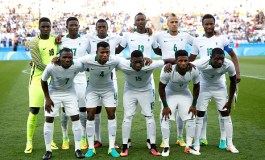 Nigeria's Dream Team VI Loses 0-2 to Germany in Semifinal of Men's Football