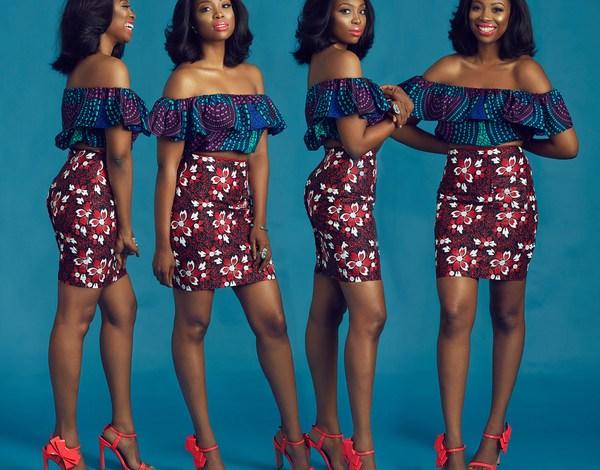Nigerian Fashion Label 'Inconola' Presents The #BeBeautiful 2016 Campaign