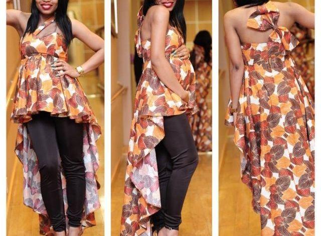 12 Beautiful Ankara styles For Pregnant Women