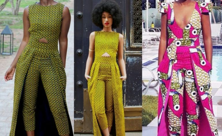 These Ankara Jumpsuit Styles Will Look Good On You