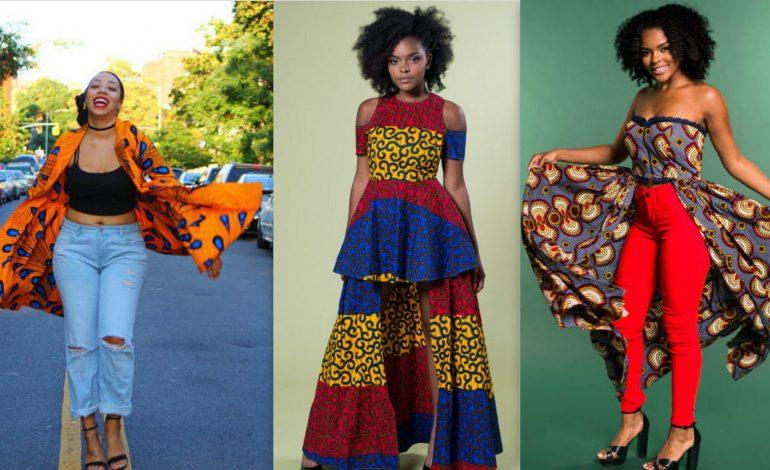 Latest Ankara Styles For Fashionable Women 2017