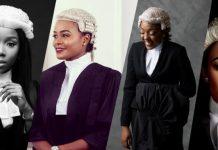 Nigerian female Barristers