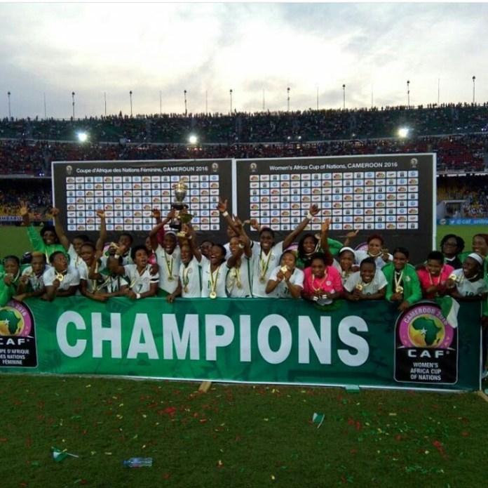 Super Falcons of Nigeria