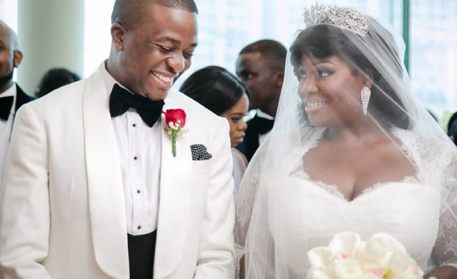 10 Nigerian Celebrities Who Got Married In 2016