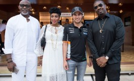 Fashionista On Parade, Some of Our Fave Looks of Mo Abudu and Others at the Monaco Grand Prix 2017