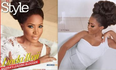 Media Entrepreneur Linda Ikeji Delights Fans As Covers Girl ThisDay Style Magazine