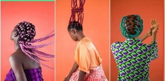 Nigerian hairstyle