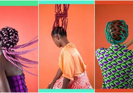 Medina Dugger is Celebrating The Art Of Nigerian Hair in Her Chroma Photo Series