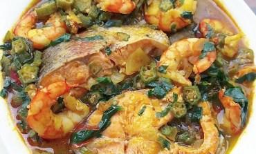 How to Make Yummy Sea Food Okra Soup