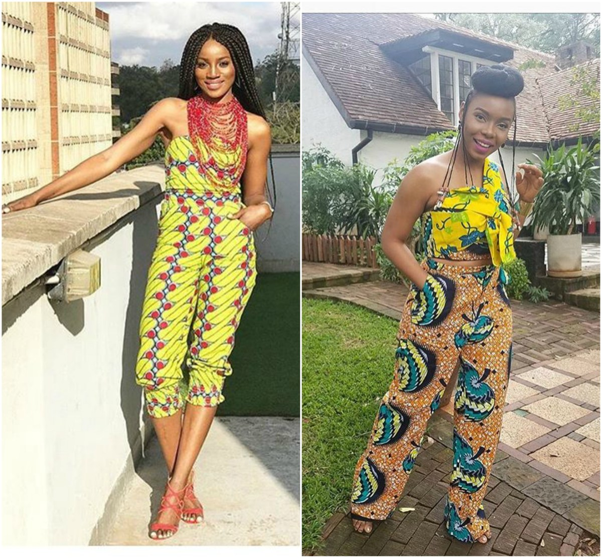 Trending Ankara Styles For Women 2017 Beautiful Nigeria