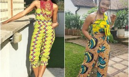 Trending Ankara Styles For Women 2017