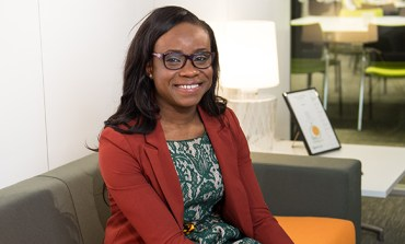 Dr. Ozak Esu Among Telegraphs Top 50 Women in Engineering under 35 in The UK