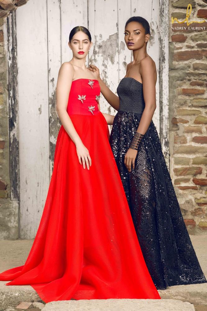 Fashion Label, Nadrey Laurent Collection