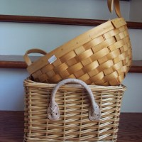 Thrifts and DIY: Basket Rehab