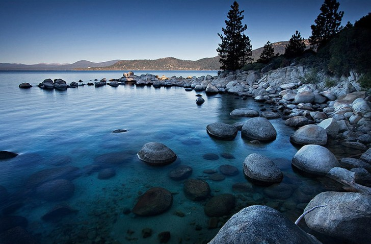 Lake Tahoe, California and Nevada, USA