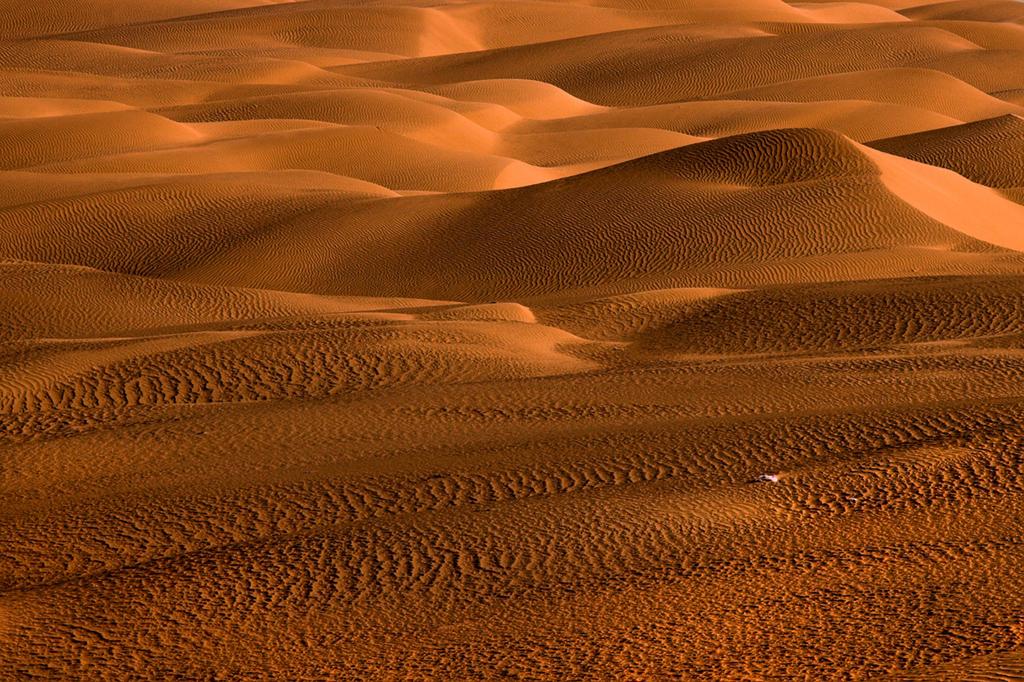 Takla Makan Desert  Beautiful Places to Visit