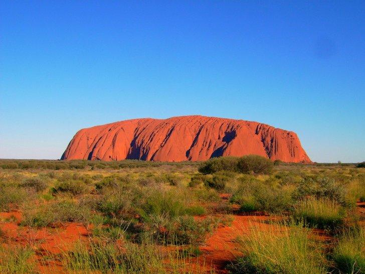 Uluru (Ayers Rock), Alice Springs, Australia